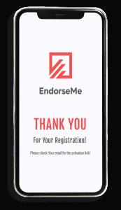 endorseme-thankyou
