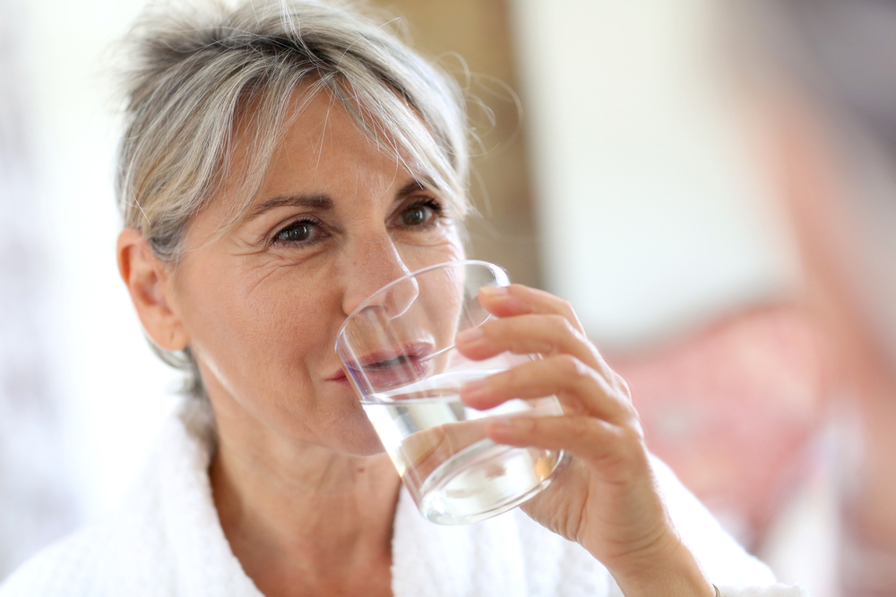 , The Importance of Drinking Water for Elderly People